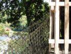 vue sur l'étang de la Jarousse
