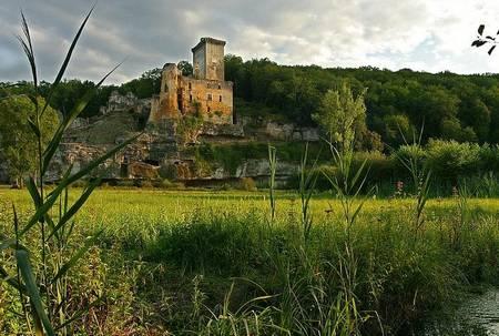 Château de commarque Dordogne