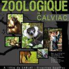 reserve zoologique calviac affiche