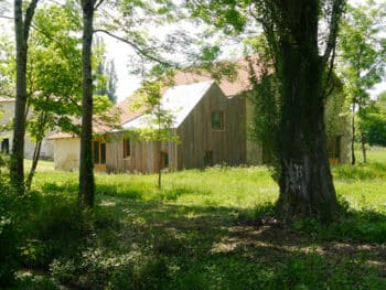 La Moulinasse - Gîte le gardien