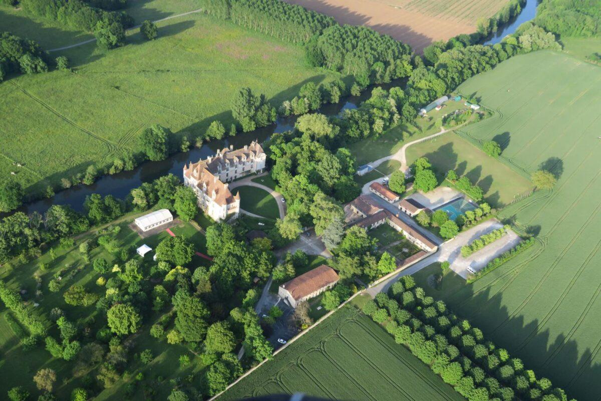 Mariages et Séminaires au château de Neuvic