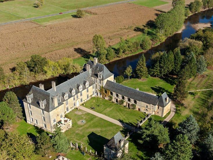 Sauveboeuf Castle