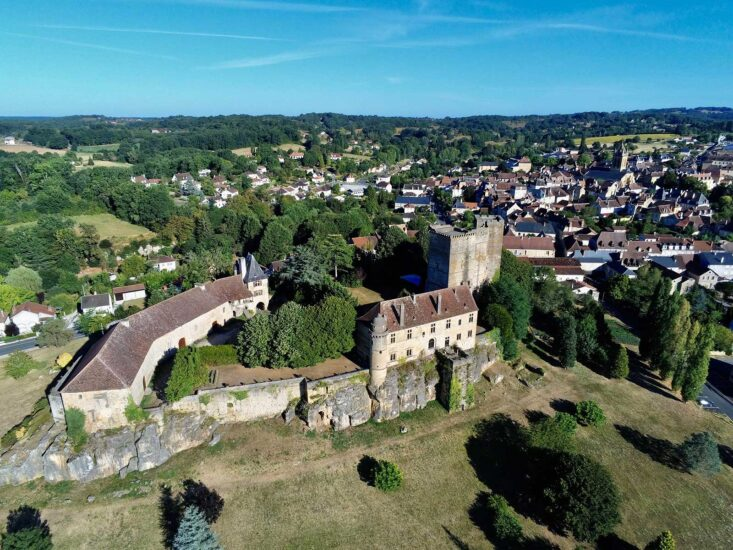 Castillo de Excideuil