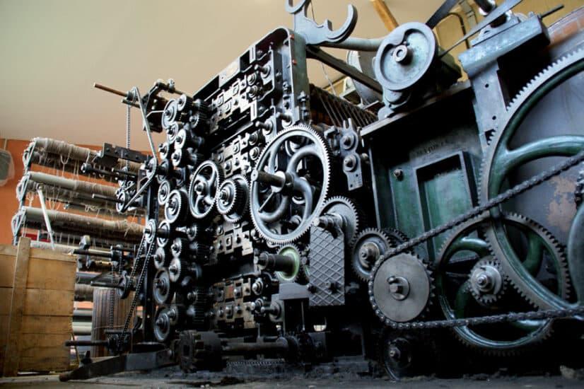 The Belvès Spinning Mill
