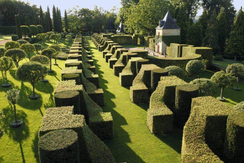 Eyrignac y sus jardines
