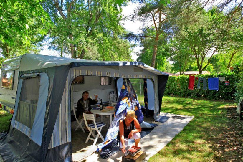 Domaine camping des chênes verts