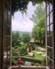 Manoir d'Hautegente jardin