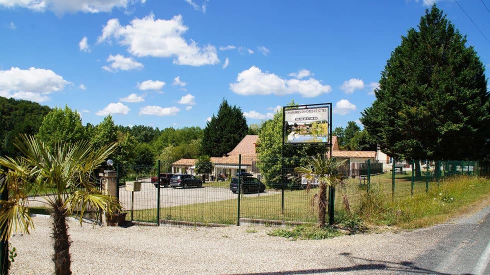 Gîte Montréal du Domaine de l'Étang de Sandanet