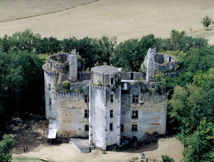 Castillo de los Harris