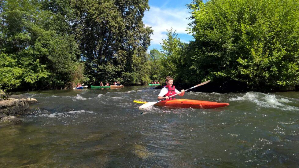 Canoë-Kayak de Neuvic et St Astier