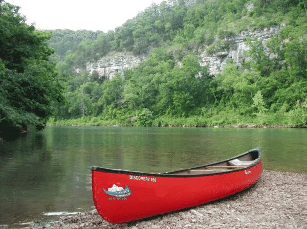 Canoës Découverte