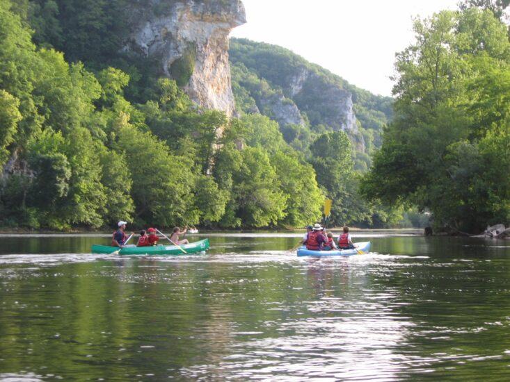 Randonnée Dordogne