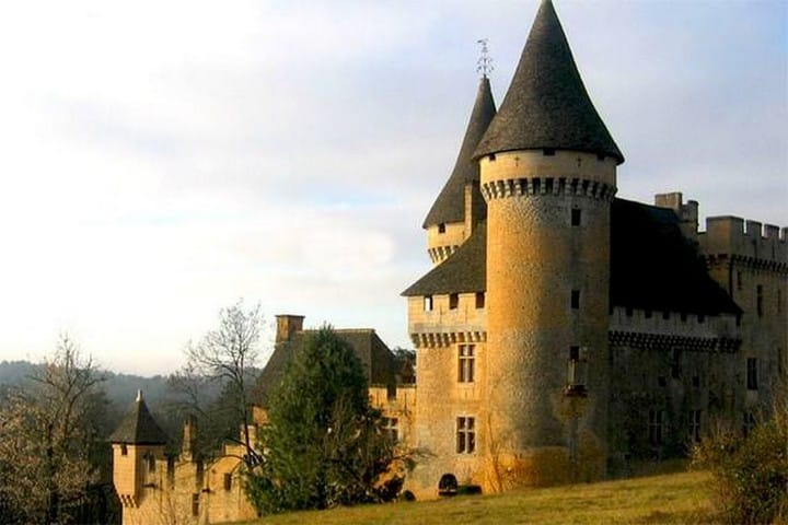 Puymartin kasteel