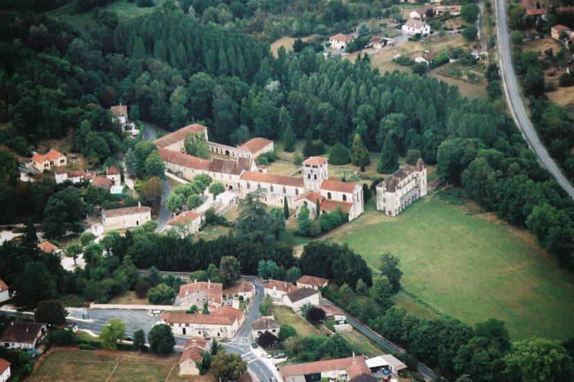 Chancelade Abbey