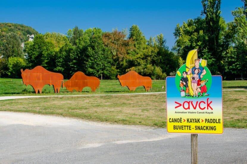 Animation Vézère Canoë Kayak (AVCK)