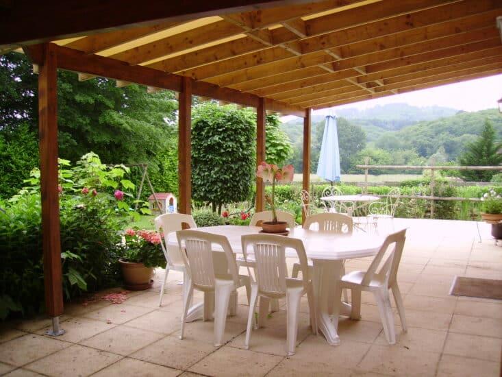 Villa La Plaine de Badhe