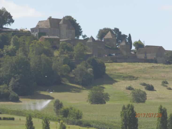 Hôtel le relais des 5 châteaux
