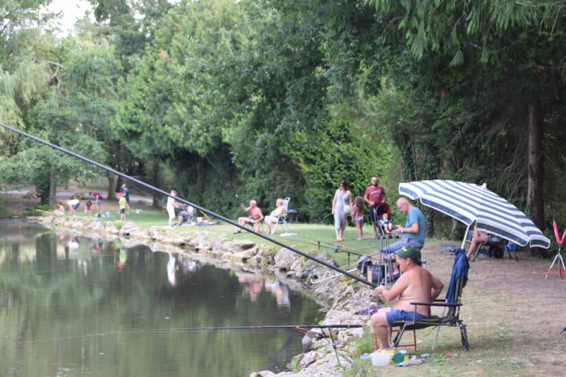 Camping les étangs de Plessac